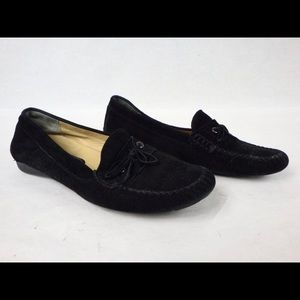 VANELI Leather Shoes Size 7.5